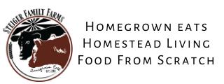 Steiger Family Farms Logo